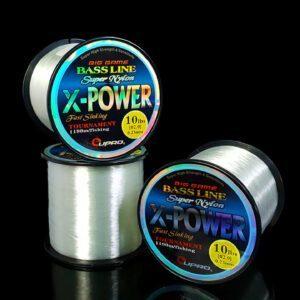 X-Power Transparent Line