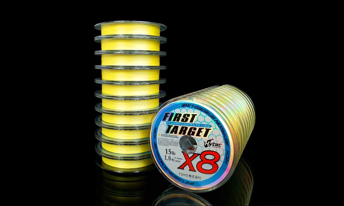 First Target X8