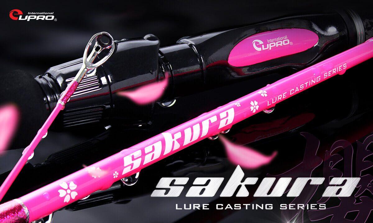 Sakura Rod