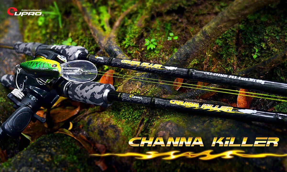 Channa Killer Rod